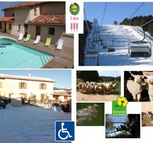 location vacances gite Saint-Martin-la-Sauveté