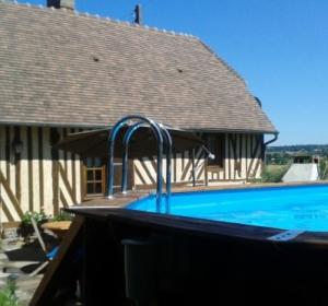 location vacances albergue saint-gervais-des-sablons