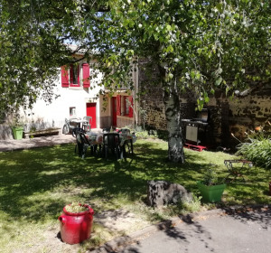 location vacances gite Saint-Sandoux