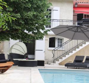 location vacances villa Boutiers-Saint-Trojan
