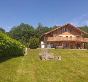 location vacances chalet La Bresse