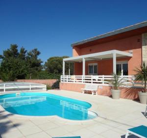 location vacances villa Serignan