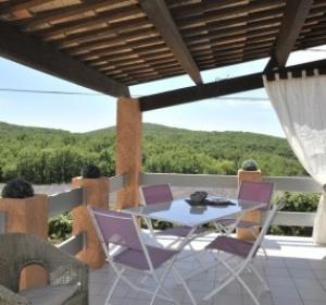 location vacances albergue saint-privat-de-champclos