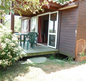 location vacances chalet Saint-Parthem