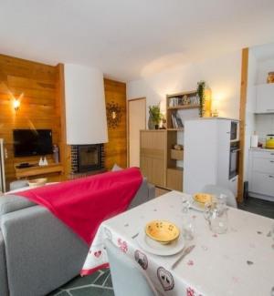 Appartement Chamonix-Mont-Blanc Haute-Savoie 5 personnes