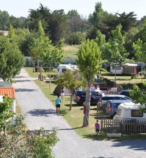 Saint-Hilaire-de-Riez - Emplacement de camping - 4 étoiles - Vendée