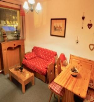 Appartement Valfréjus Savoie 6 personnes