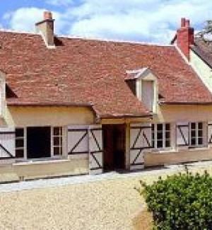 Maison Trogues Indre-et-Loire 5 personnes