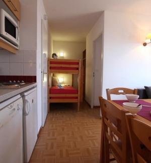 Appartement Puy-Saint-Vincent Hautes-Alpes 6 personnes