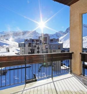 Appartement Tignes Savoie 12 personnes