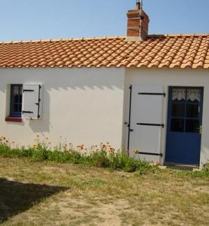 Maison Notre-Dame-de-Monts Vendée 6 personnes