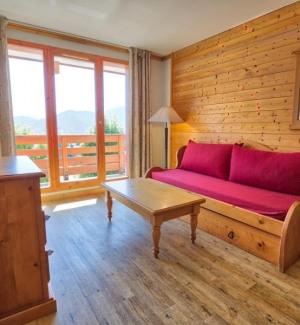 Appartement Notre-Dame-de-Bellecombe Savoie 6 personnes