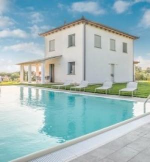 Villa Cortone Toscane 6 personnes