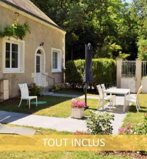 Maison Saint-Bauld Indre-et-Loire 4 personnes