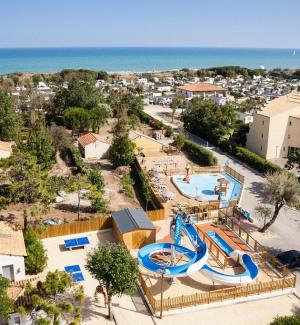 Marseillan-Plage - Homair / Dunes et Soleil - 4 étoiles - Hérault
