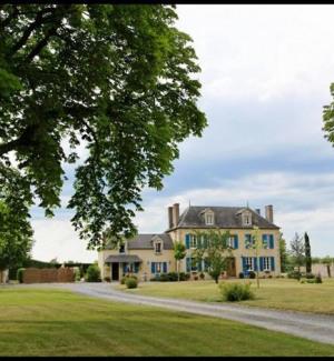 Domaine de la Motte Decize Nièvre 9 personnes