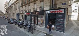 aeb8e45fdf766 Location local commercial Courcelles-Wagram Paris 17ème (75)