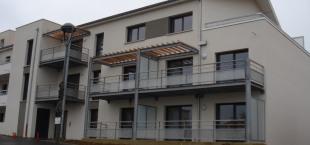 location appartement 54