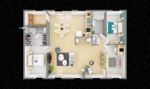c16e11e70d94dd Vente maison neuve Saint-Cyprien (42)   acheter maisons neuves à ...