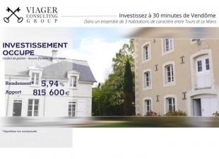 Viager Immobilier Loir Et Cher 41 Acheter En Viager Biens