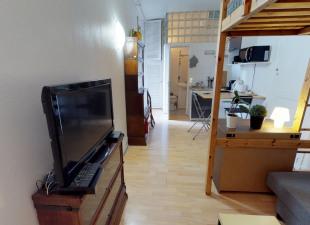Location Studio Paris 19ème Louer Appartements F1t11 Pièce à