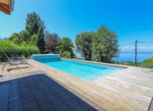 vente de maisons avec piscine en haute savoie 74