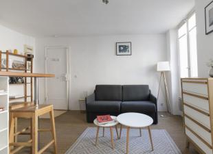 Location Studio Meublé Paris 11ème Louer Appartements Meublés F1