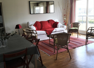 Superbe Location Appartement Meublé Issy Les Moulineaux (92) | Louer ...