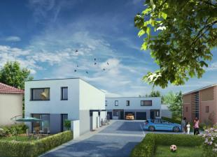 Vente maison neuve Toulouse (31)   acheter maisons neuves à Toulouse ...