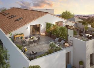Vente Appartement 2 Pieces Cote Pavee L Hers La Terrasse Toulouse