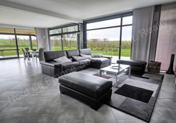 Maison contemporaine 6 pièces • 233 m² cambrai