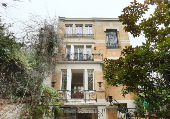 Maison Villa 465 M² 12 Pièces Neuilly Sur Seine