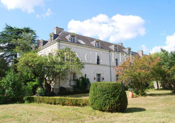 Vente maison villa de luxe chenonceaux france achat