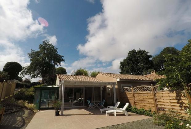 Location Villa St Gilles Croix De Vie  Personnes