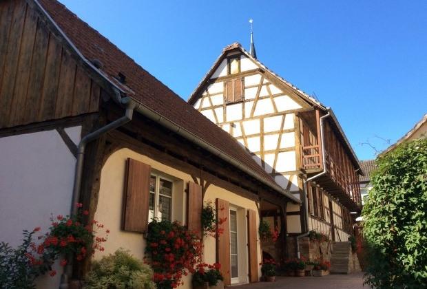 maison plain pied geispolsheim