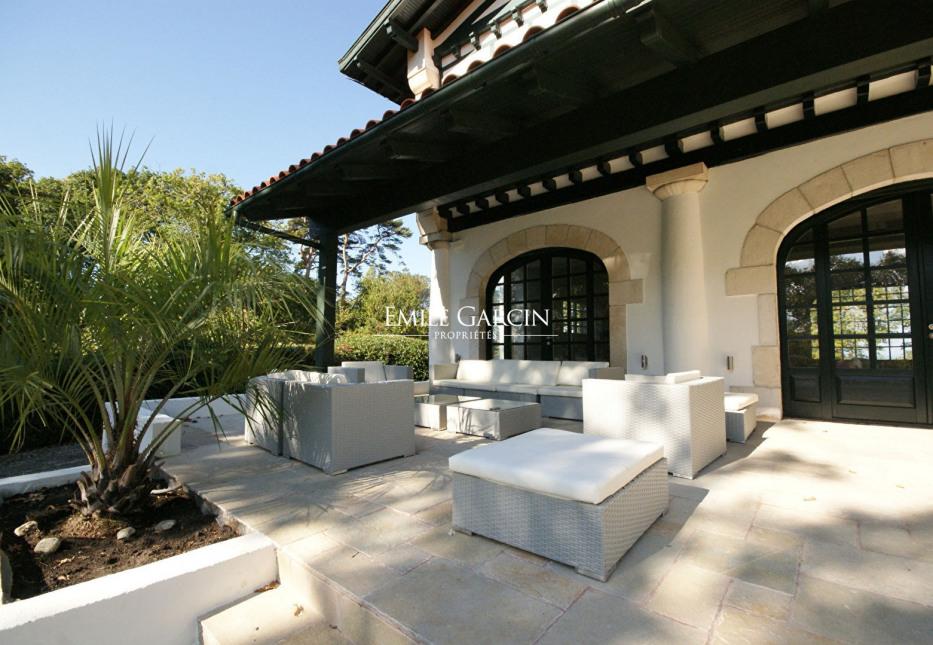 Aluguer para férias Propriedade de luxo Bidart