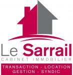 logo Cabinet le sarrail immobilier