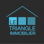 logo Le triangle  immobilier
