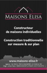 Logo agence MAISONS ELISA
