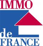 logo Immo de france rhone alpes agence de grenoble