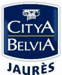 logo Citya belvia jaurès