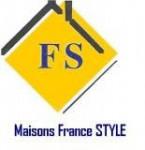 logo Maisons france style