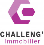 logo Challeng immobilier by saint priest