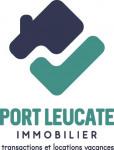 logo Agence port leucate immobilier