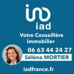 logo Iad france / séléna mortier