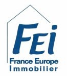 logo France europe immobilier