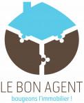 logo Le bon agent/ blandine morant leroi