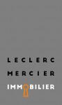 logo Leclerc mercier immobilier