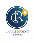 logo Charles et remy immobilier