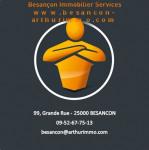 logo Besancon immobilier services